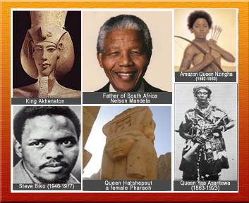 African Heritage Sunday