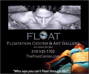 Float through life