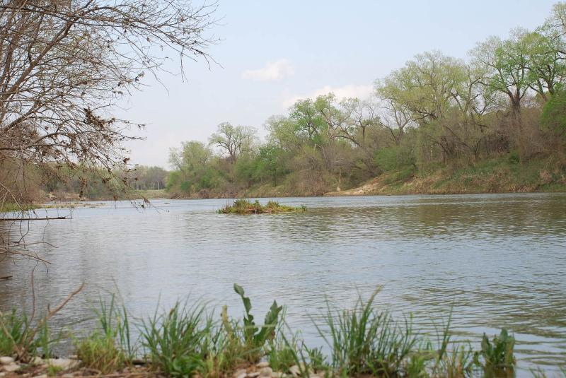 Spring on the Brazos