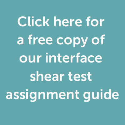 Interface Shear Test Assignment Guide
