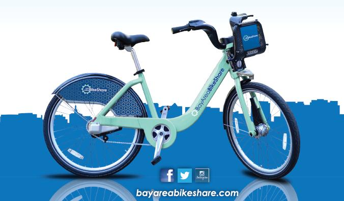 Bike Share San Jose