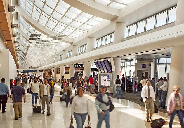 airport security essay 10 Privatizing the transportation security administration this essay discusses the advantages of privatized airport but in the airport security line.