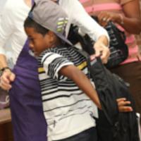 2013 Back-To-School BackPack Program