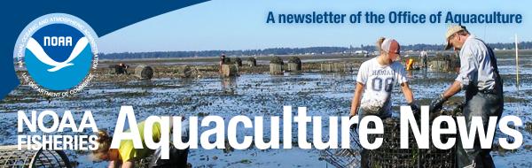 NOAA Fisheries Aquaculture News