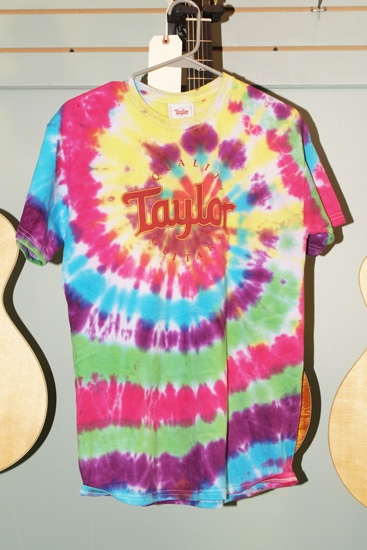 Tie Die Shirts Available