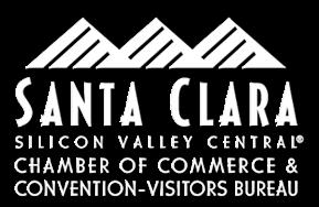 Santa Clara Logo White