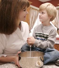 Baking Safe Treats!