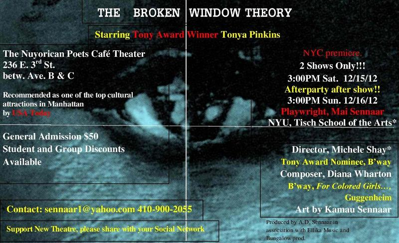 the concept and application of the broken window theory Surprisingly, though, the broken windows theory had never been empirically  verified  would be just the latest application of what critical theorist and legal  scholar  and what exactly is the meaning of neighborhood disorder.