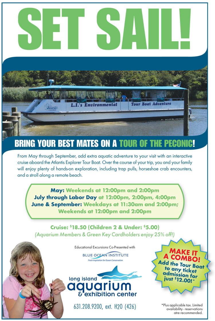 Tour Boat 2013