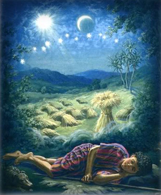 josephs dream of sheaves
