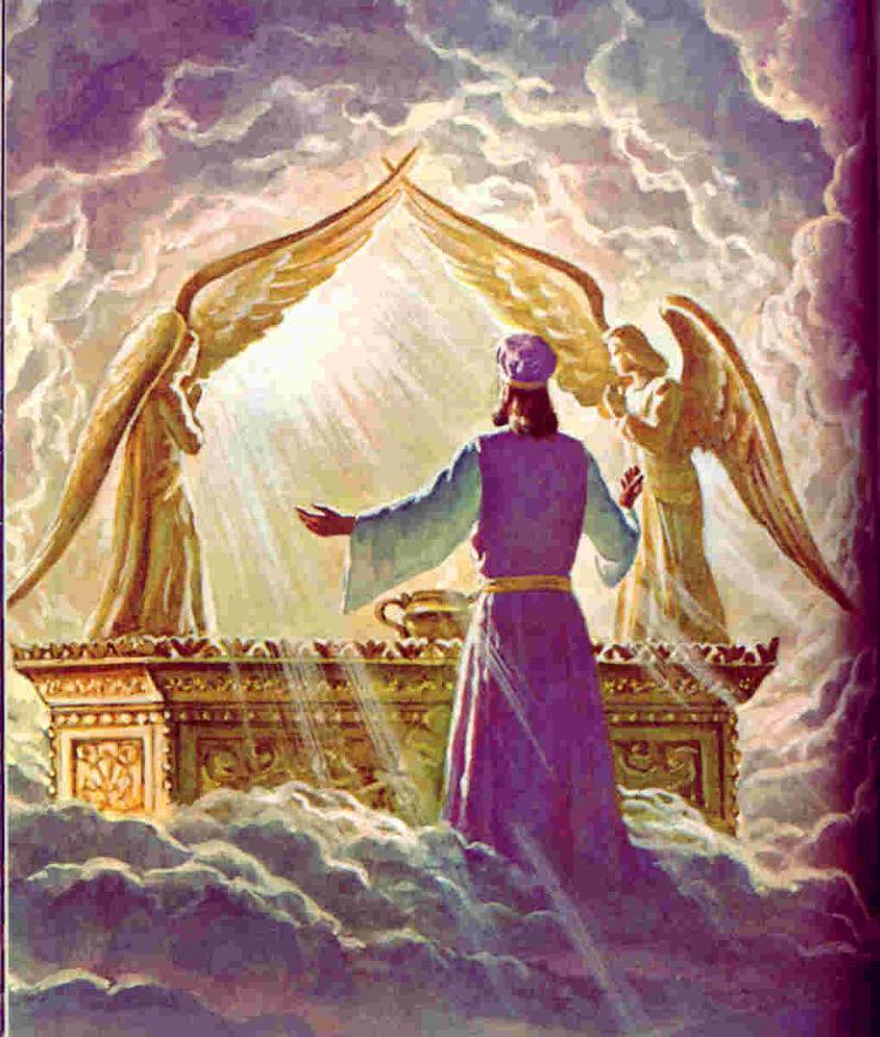 Messiah Yeshua as High Priest