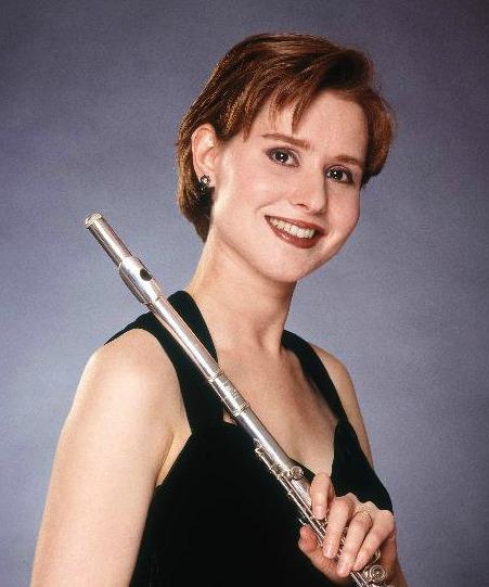 Adria Sternstein, flute