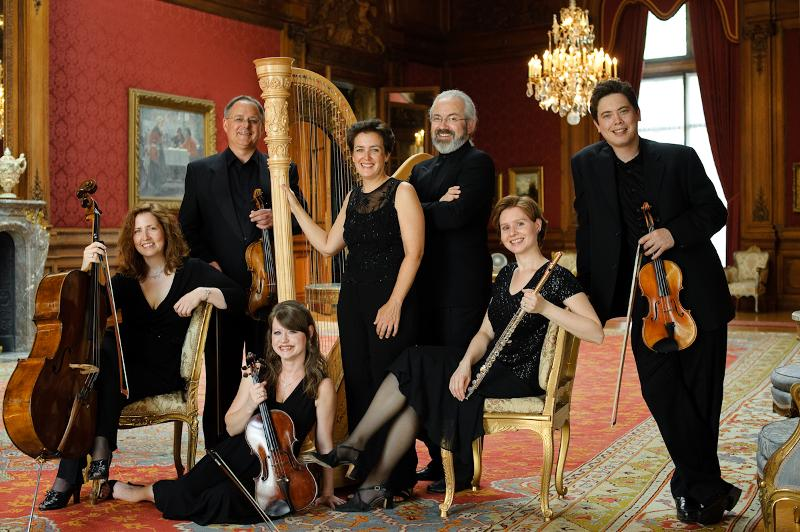 IBIS Chamber Music at the Belmont Mansion