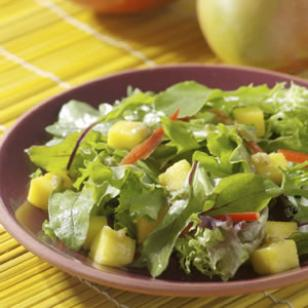 Mango Salad with Ginger