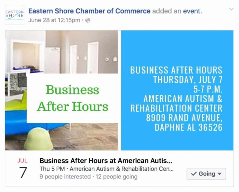 Business After Hours Event Link