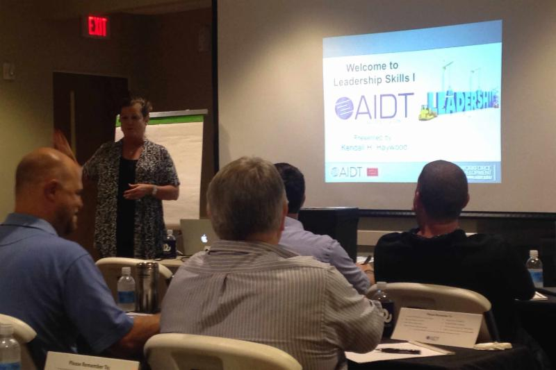 AIDT Leadership Workshop