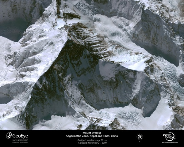 Mt  Everest  Poster