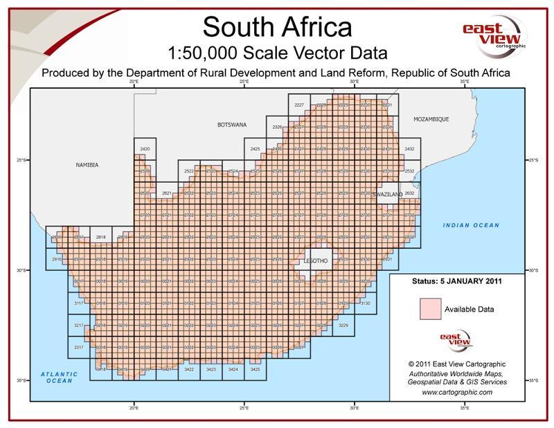 SouthAfrica50K_IndexMap