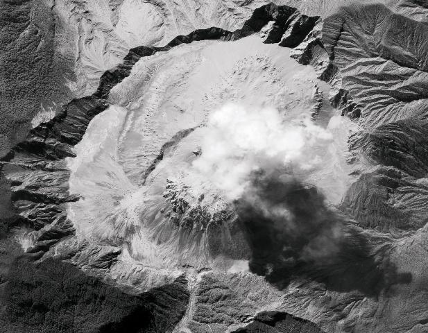 Chaitén  Volcano,  Chile  -  EROS  B