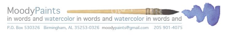 Logo with Brush