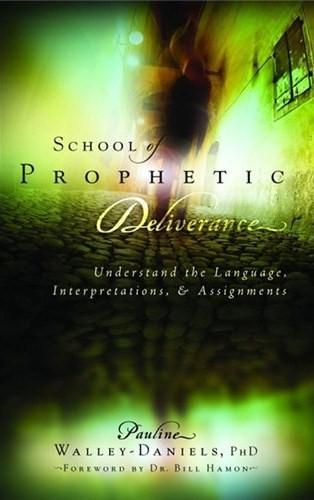 Book - School of Prophetic Deliverance