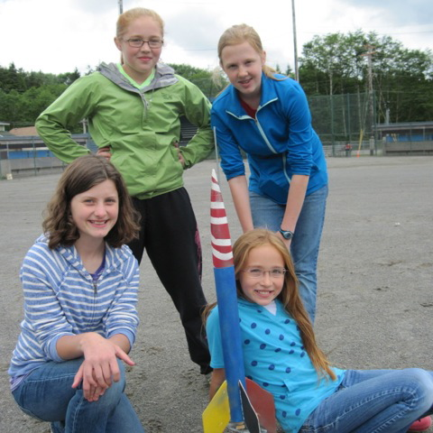 2013 Ketchikan Rocketry