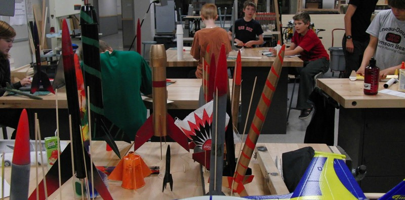 Rocketry Camp