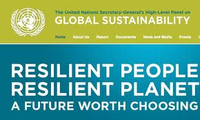Resilient People. Resilient Planet. report