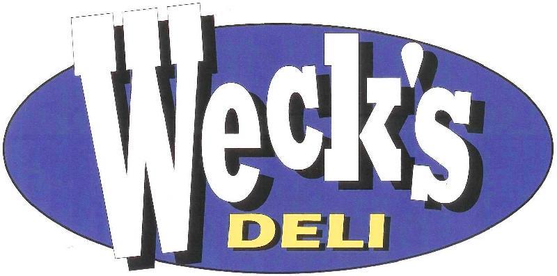Weck's Deli Logo