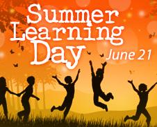 Summer Learning Day Logo