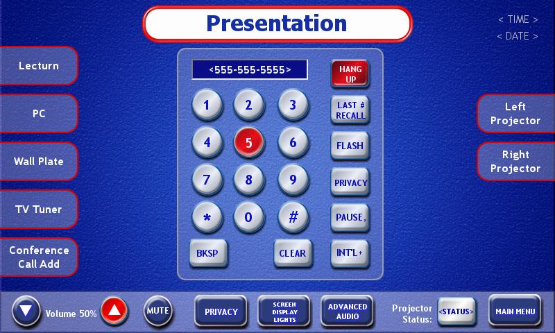 Main Presentation