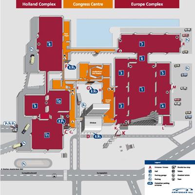RAI map