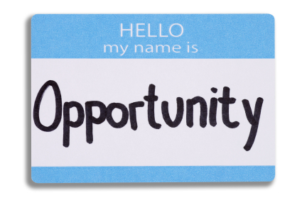 My Name is Opportunity