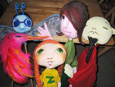 Zee puppets
