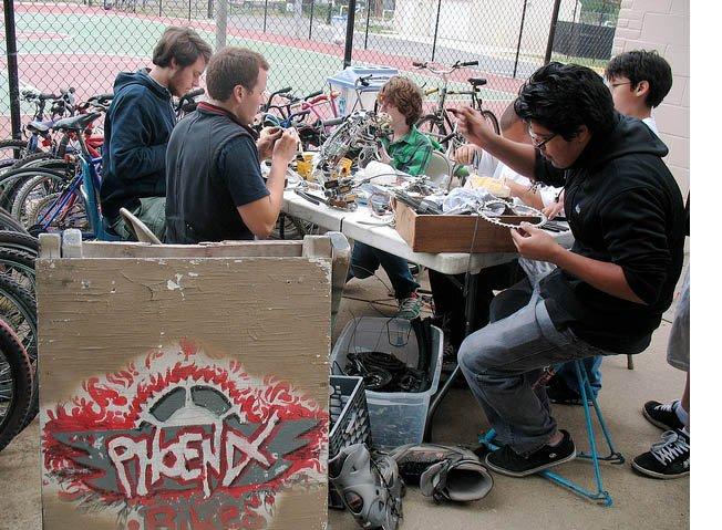 Phoenix bikes photo