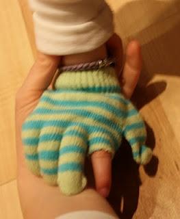 ipad glove