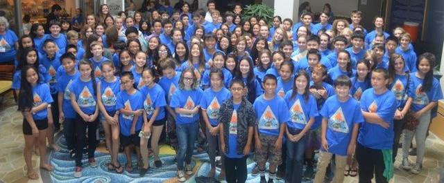 Hawaii District Science Fair 2015