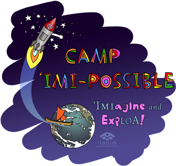 Camp 'ImiPossible logo