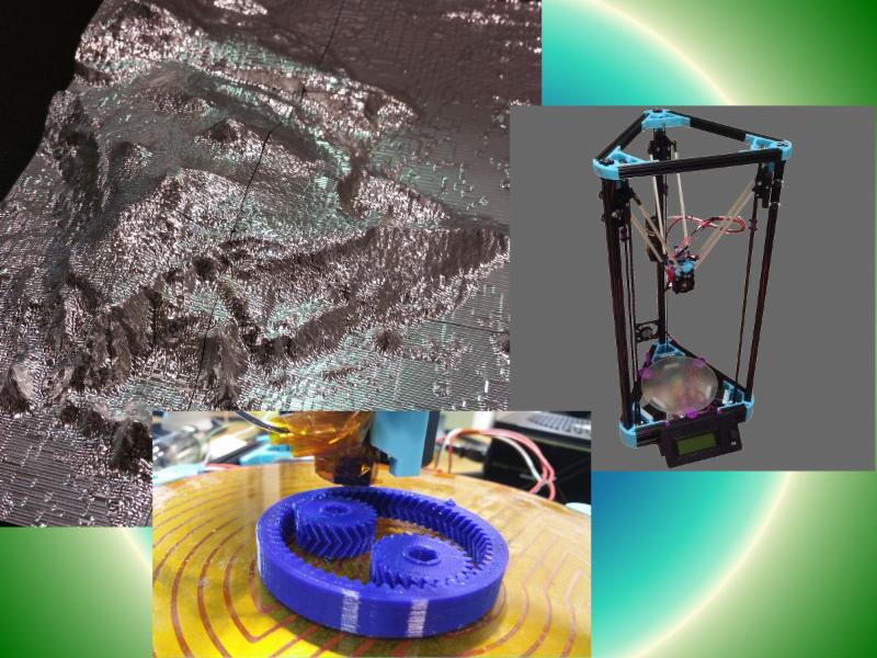 3D printing-splat