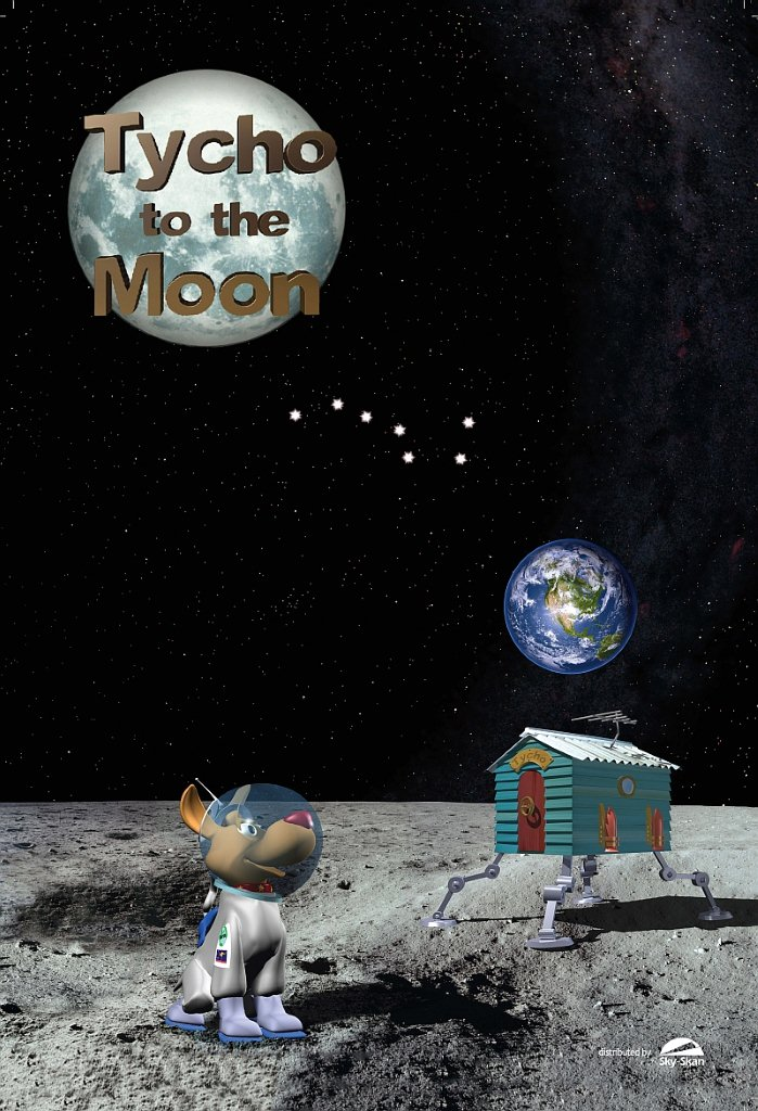 Tycho to the Moon