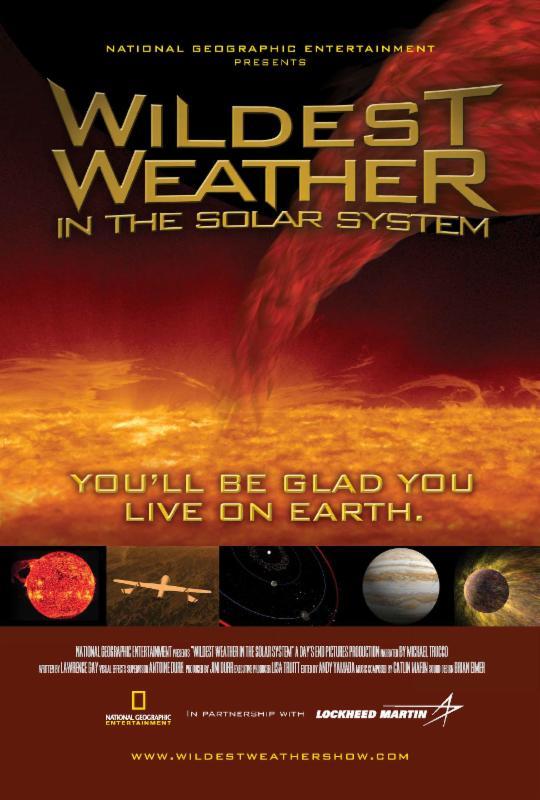 Wildest Weather poster