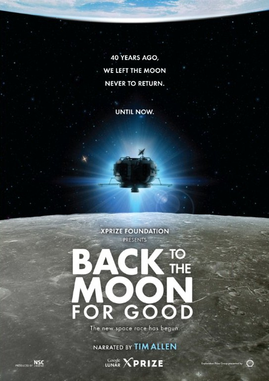 Back to the Moon for Good poster