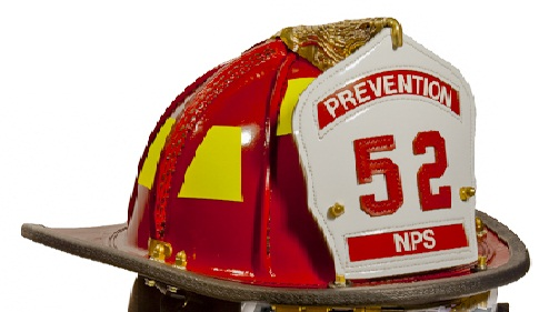 Prevention 52 fire helmet