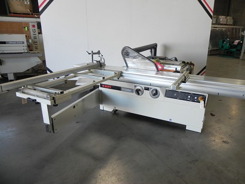 Woodworking Machinery Auction Cnc Dovetail Machine Scmi Table Saw W