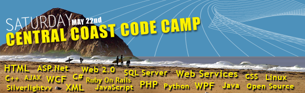 Code Camp Newsletter Header