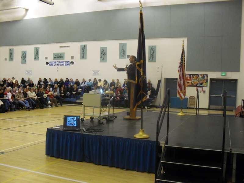 Fairbanks opening keynote photo