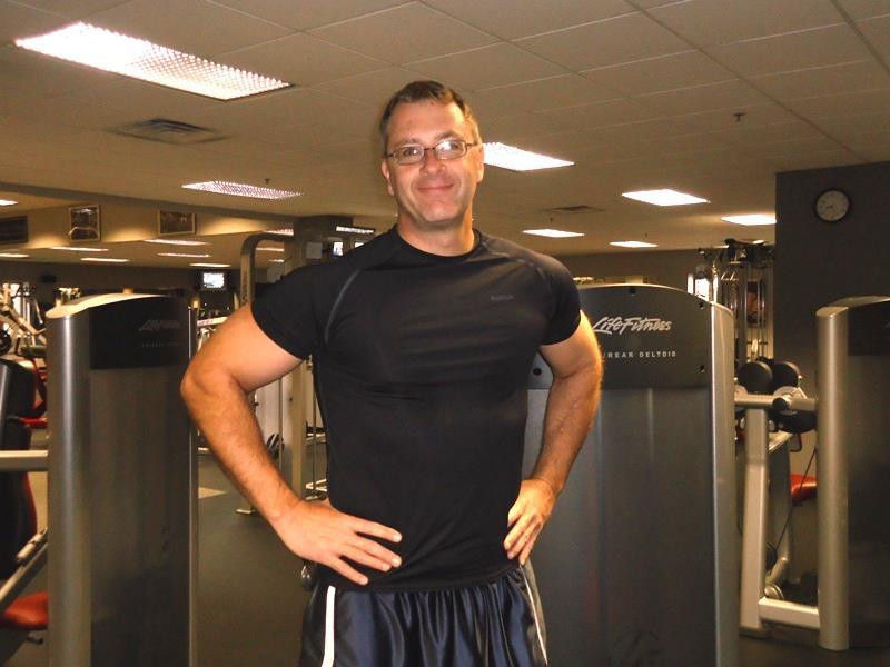 photo Charlie Adams fitness
