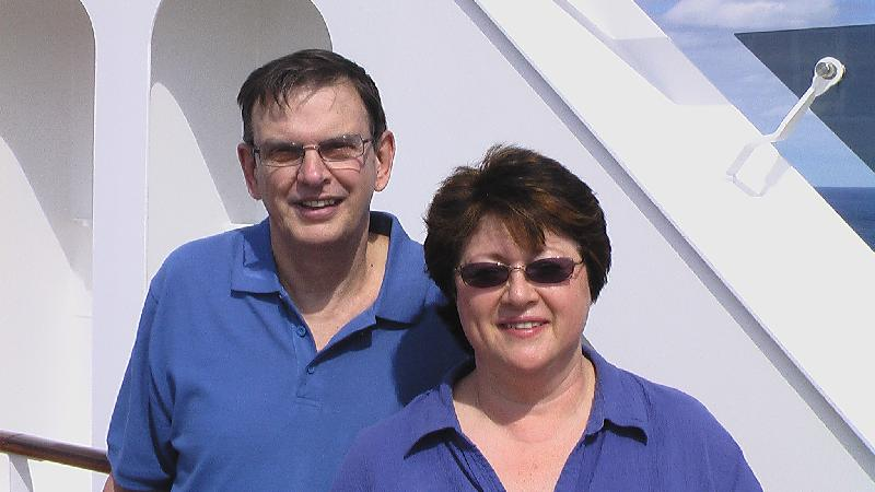 photo of Linda and Lyle