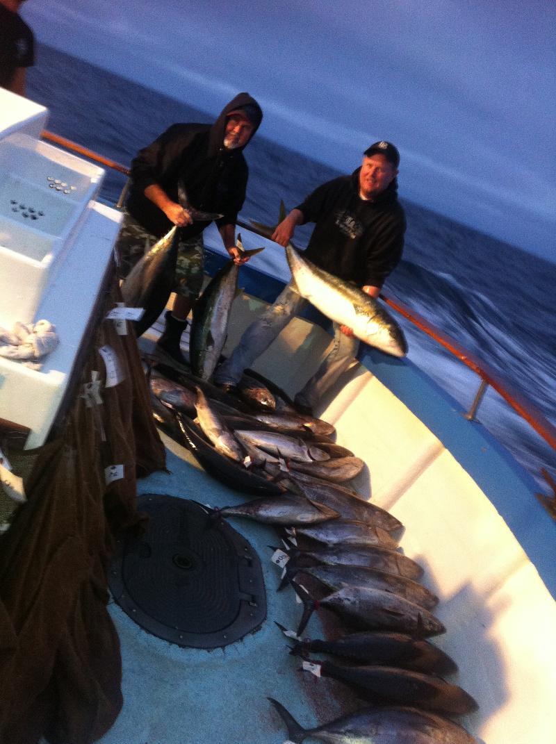 Tuna for Fishing in orange county