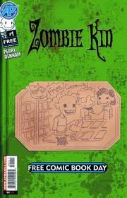 Zombie Kid FCBD 2012